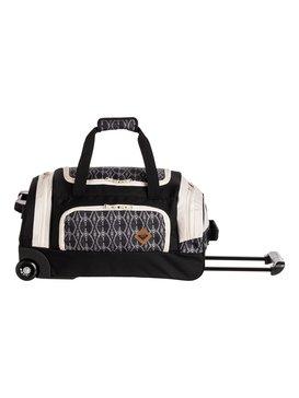 22 ROLLING DUFFEL Black TPRX08001