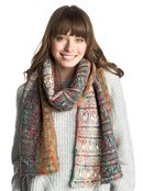 Along A Coast - Cable Knit Scarf for Women - Roxy