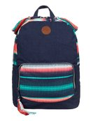 Primary - Printed Canvas Backpack for Women - Roxy
