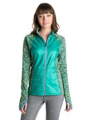 Carpe Viam - Zip Front Jacket for Women - Roxy