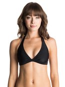Surf Essentials 70's - Halter Bikini Top for Women - Roxy