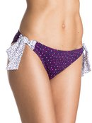 Knotted 70'S Pant - Tie Side Bikini Bottoms for Women - Roxy