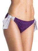 Knotted 70'S Pant - Tie Side Bikini Bottoms for Women - Roxy