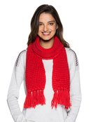 New Mellow Scarf - Plain knit scarf for women - Roxy