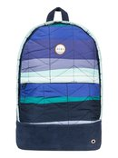 Sun And Smile - Quilted Backpack for Women - Roxy