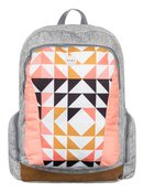 Alright Textured - Polyester Backpack for Women - Roxy
