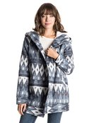 Dreamy Days - Warm Sherpa Lined Jacket for Women - Roxy