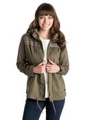 Wintercloud - Utility Style Jacket for Women - Roxy