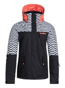 Jetty Block - Snowboard Jacket for Women - Roxy