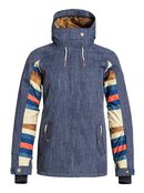 Lodge - Snowboard Jacket for Women - Roxy