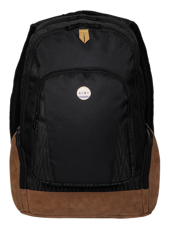 0 Alright Textured Backpack  2153042101 Roxy