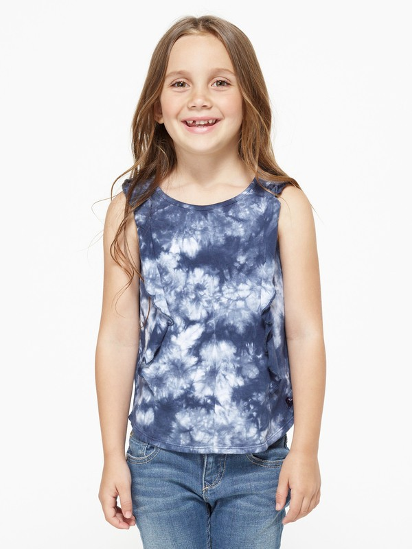 0 Girls 2-6 Back It Up Tank Top  427028 Roxy