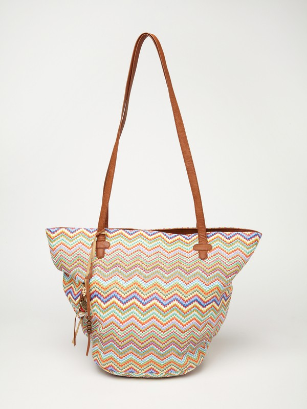 0 Out To Sea Purse Brown 452O55 Roxy