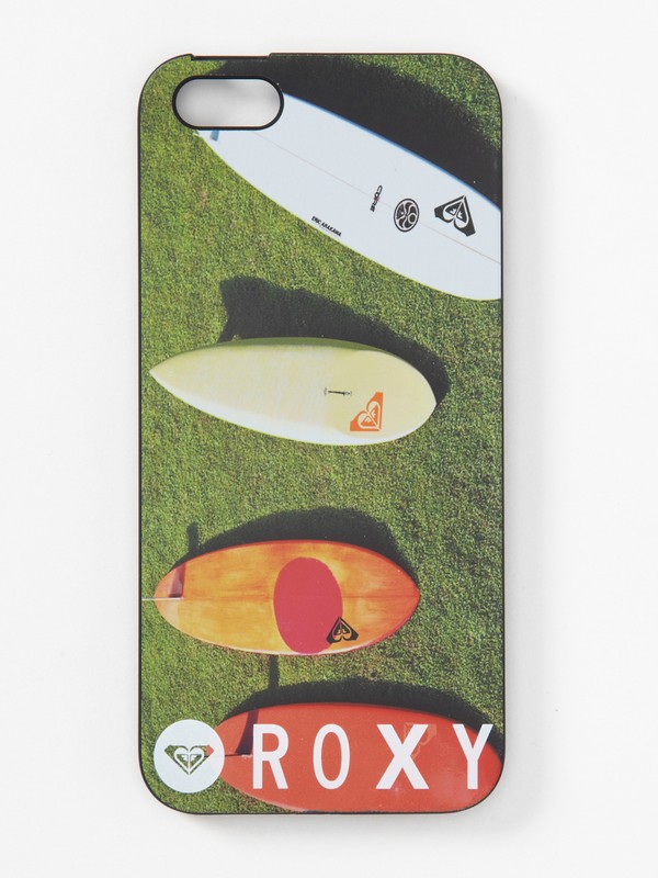 0 Talk It Out iPhone 5 Case White 454E08 Roxy