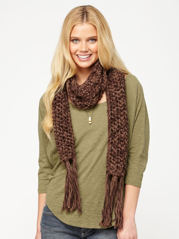 0 Stow Away Scarf  456027 Roxy