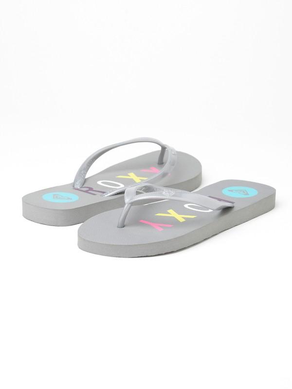 0 Bahama 3 Sandals Grey 457R55 Roxy