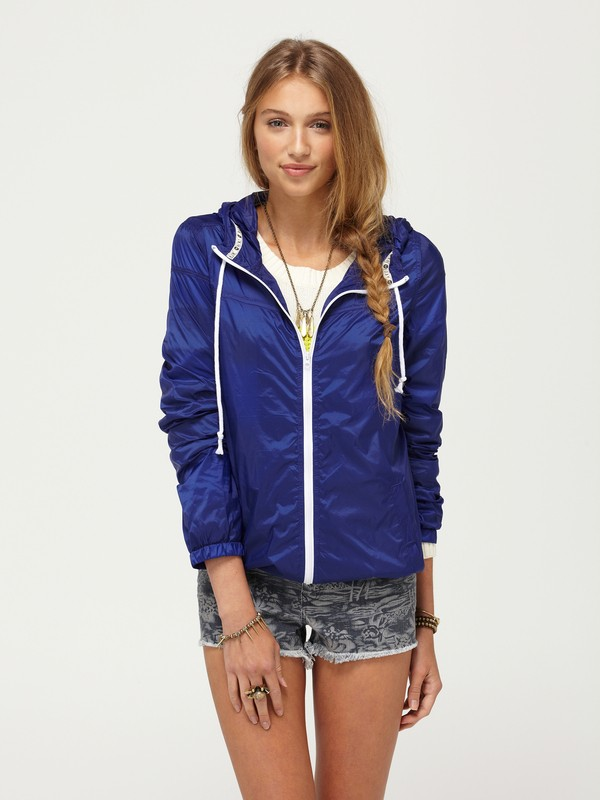 0 High Winds Jacket  474860 Roxy