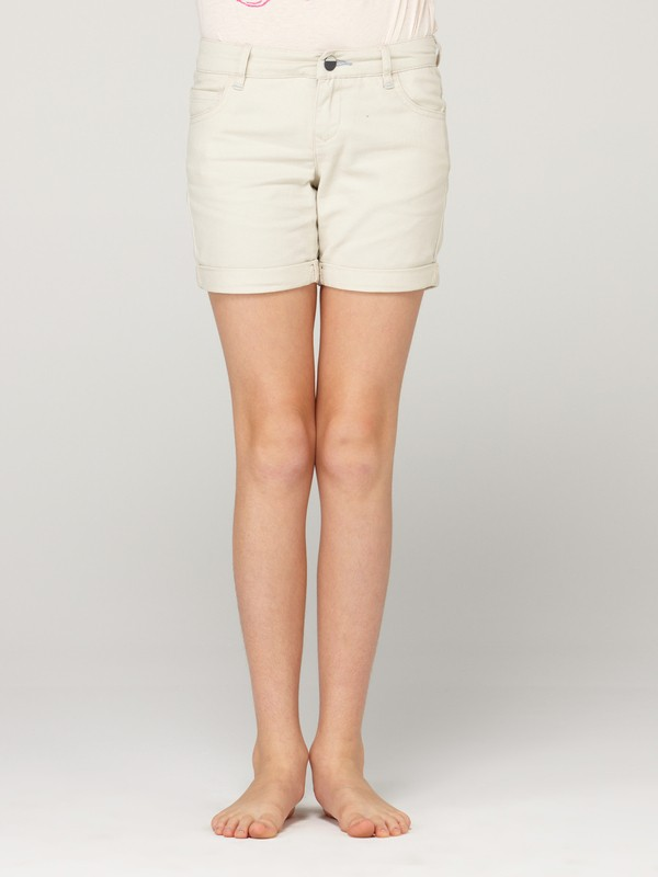 0 Girls 7-14 Sand Dollar Shorts  488010 Roxy