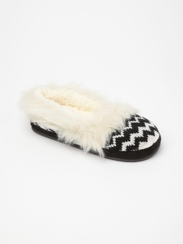 0 Girls 7-14 Biscotti Slippers  489C65 Roxy