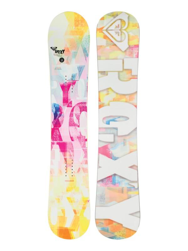 0 Sugar Banana 146 Snowboard  5231515 Roxy