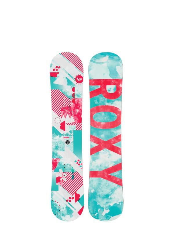 0 Girl's Inspire BTX 128 Snowboard  5231610 Roxy