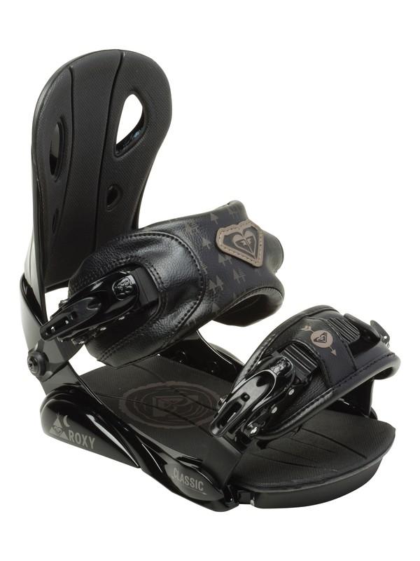 "0 Classic ""Small/Medium"" Snowboard Bindings  5235020 Roxy"