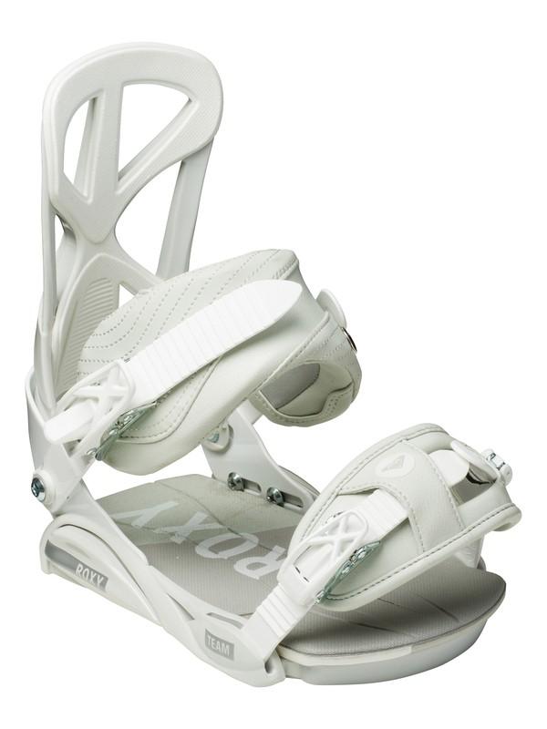 "0 Team ""Medium/Large"" Snowboard Bindings  5235110 Roxy"