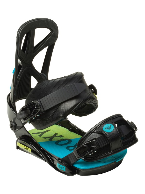 "0 Team ""Small/Medium"" Snowboard Bindings  5235115 Roxy"
