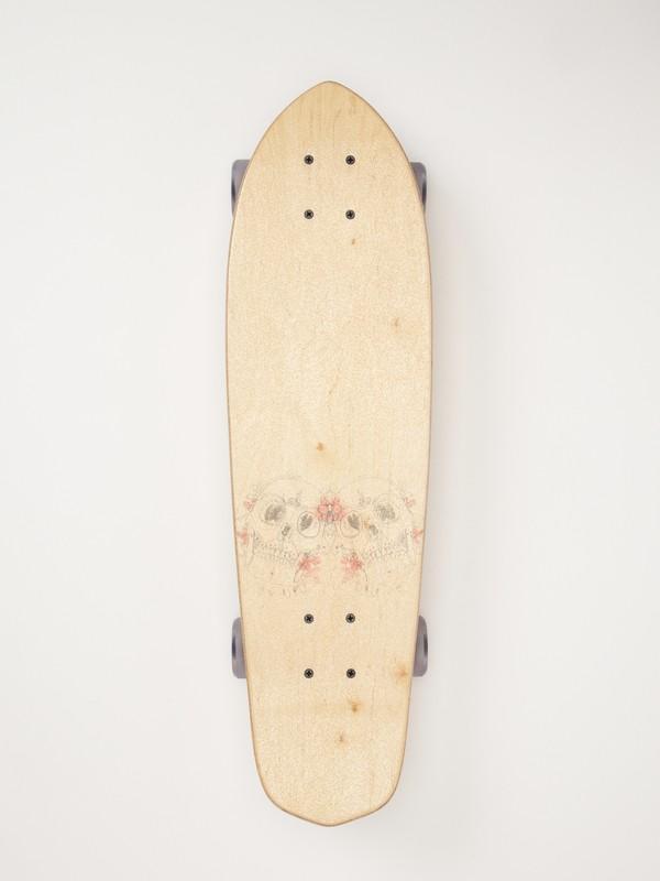 0 Sugar Skulls Skateboard  844062 Roxy