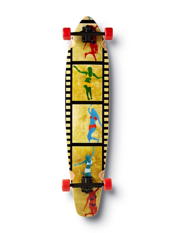 0 Tiny Dancers Skateboard  844067 Roxy