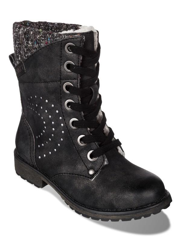 0 Girl's 7-14 Finley Boot  ARGB700009 Roxy