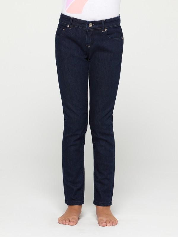 0 Girls 7-14 Skinny Rails 2 Pants  ARGDP00002 Roxy
