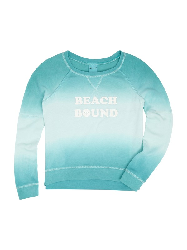 0 Girls 7-14 Switch Up Sweatshirt  ARGFT00107 Roxy