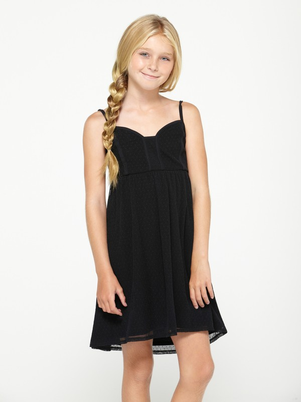 0 Girls 7-14 Still Seas Dress  ARGKD00025 Roxy