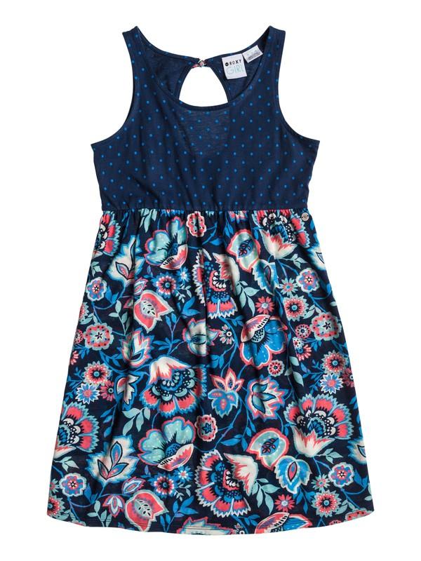 0 Girls 7-14 Beaming Shadow Dress  ARGKD03000 Roxy