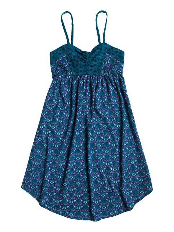 0 Girls 7-14 Cherry Bark Tank Dress  ARGKD03002 Roxy