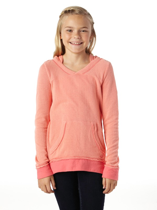 0 Girls 7-14 First Rodeo Hoodie  ARGKT00048 Roxy