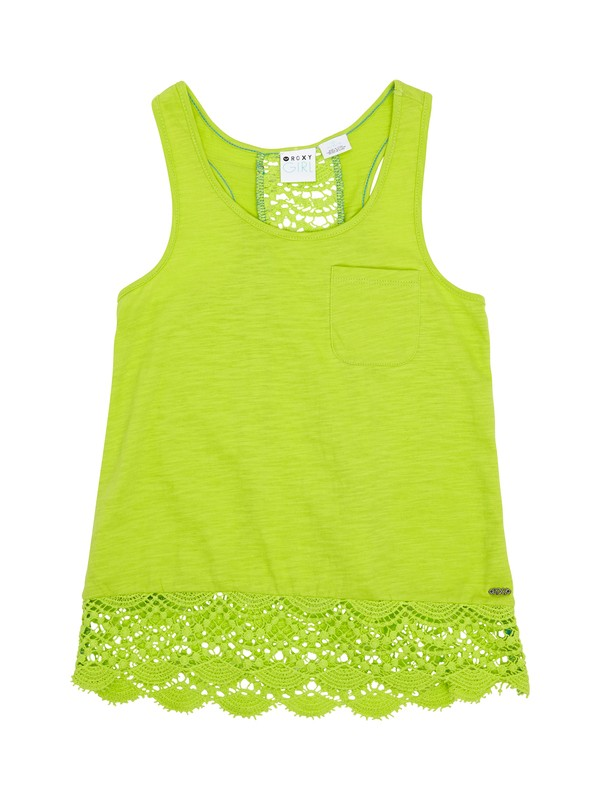 0 Girls 7-14 Coastal Sand Tank  ARGKT00183 Roxy