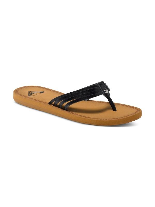 0 Girl's 7-14 Riviera Sandals  ARGL100094 Roxy