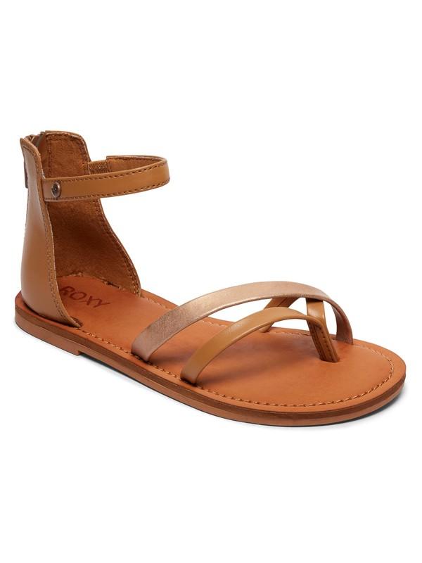 0 Sabrina - Sandals Beige ARGL200059 Roxy