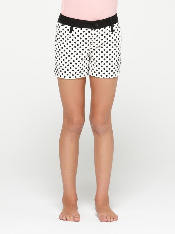 0 Girls 7-14 Dot Com Shorts  ARGNS00007 Roxy