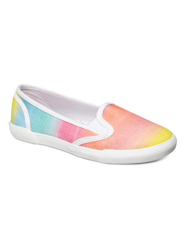 0 Girls 7-14 Malibu Slip-On Shoes  ARGS300009 Roxy