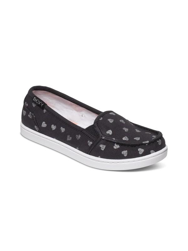 0 Girls 7-14 Lido Slip-On Shoes  ARGS600057 Roxy