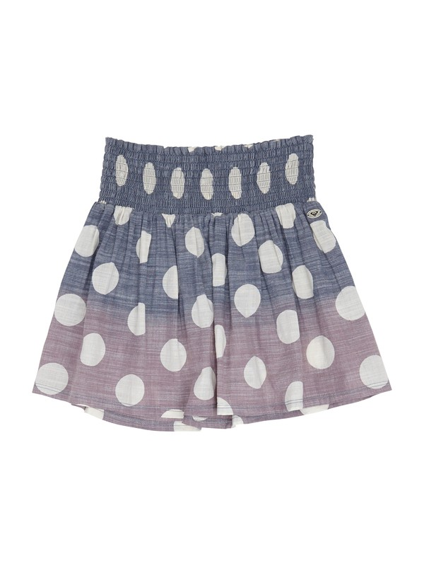 0 Girls 7-14 Side Road Skirt  ARGWK00004 Roxy