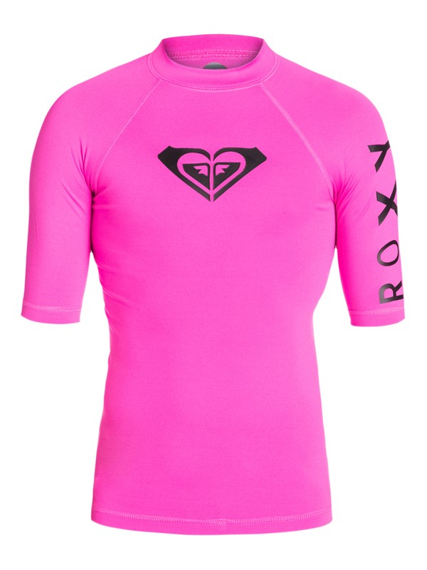 0 Whole Hearted - Rash Vest  ARGWR03006 Roxy