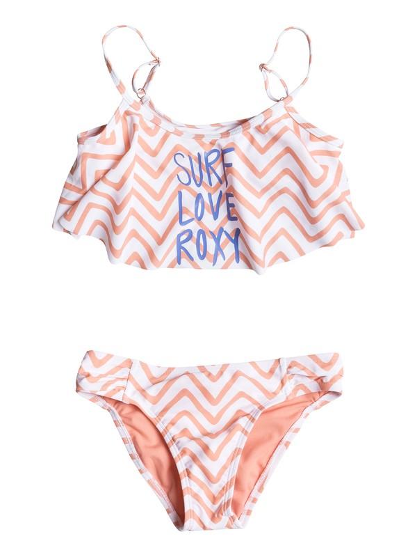 0 Flutter & Basegirl - Bikini  ARGX203066 Roxy