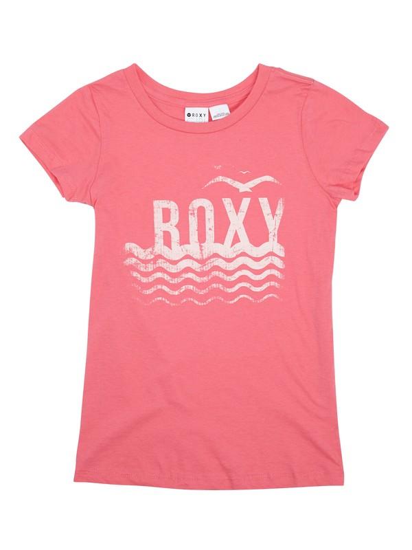 0 Girls 7-14 Bi Coastal Tee  ARGZT00272 Roxy