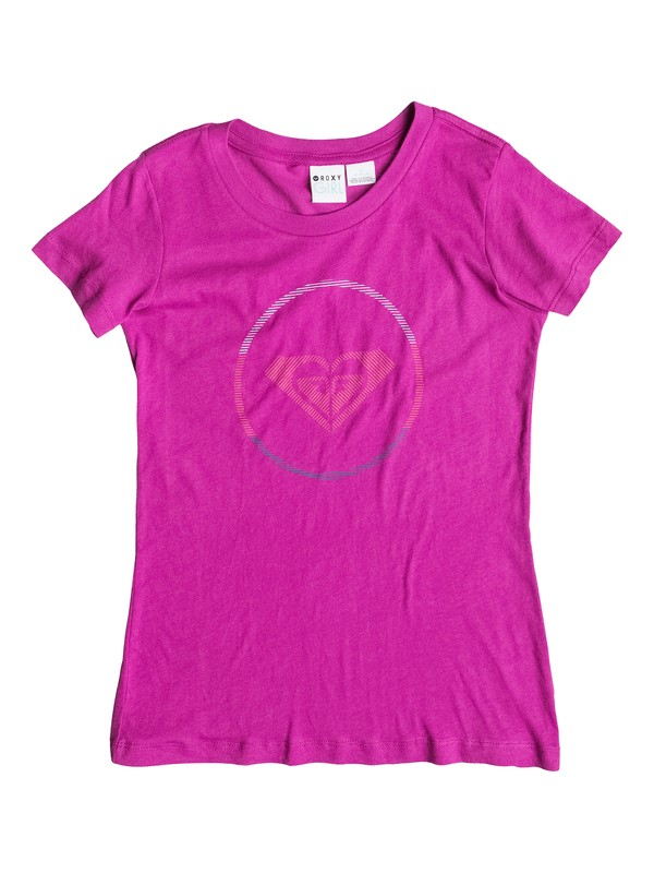0 Girls 7-14 Barely There Tee  ARGZT03002 Roxy