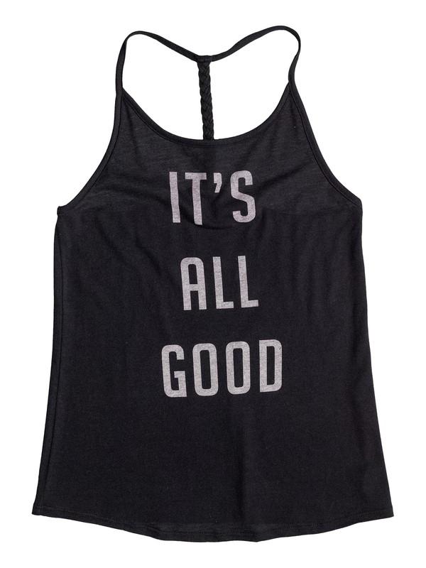 0 Girls 7-14 It's All Good Tank  ARGZT03018 Roxy
