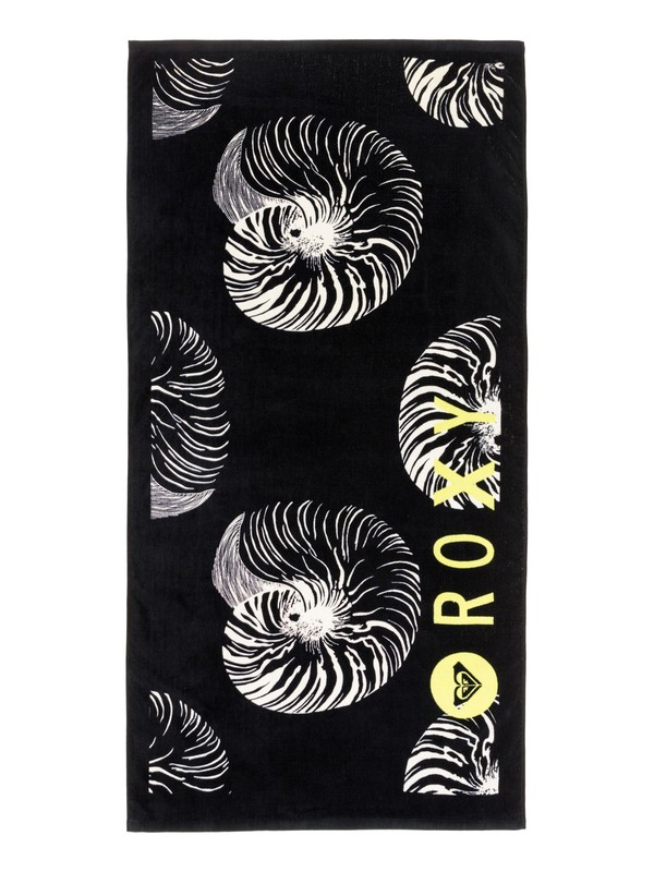 0 Pretty Simple Beach Towel  ARJAA03077 Roxy
